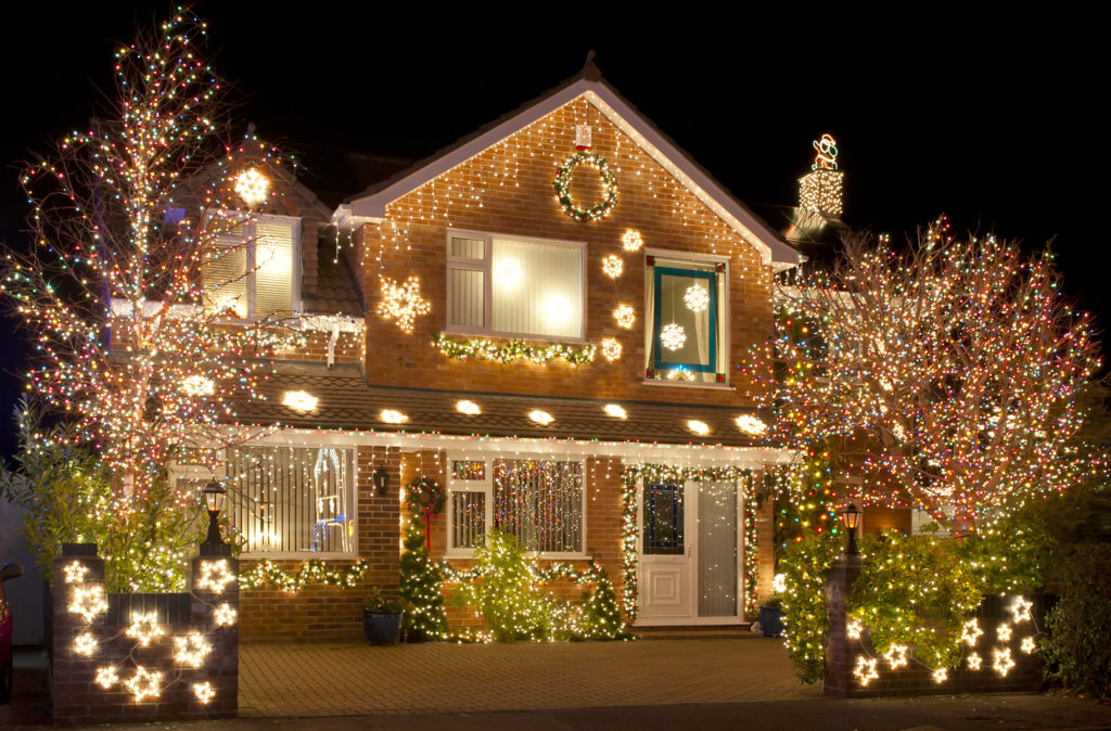 Christmas lighting
