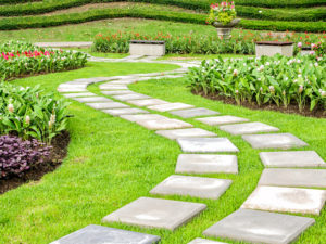 landscaping in the garden - landscaping companies idaho falls