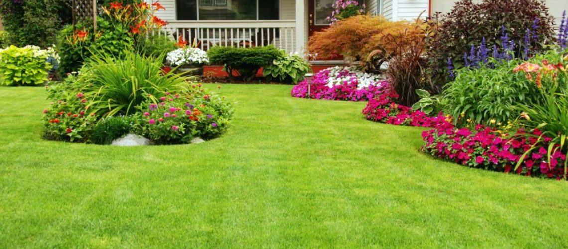 Landscape maintenance Idaho Falls